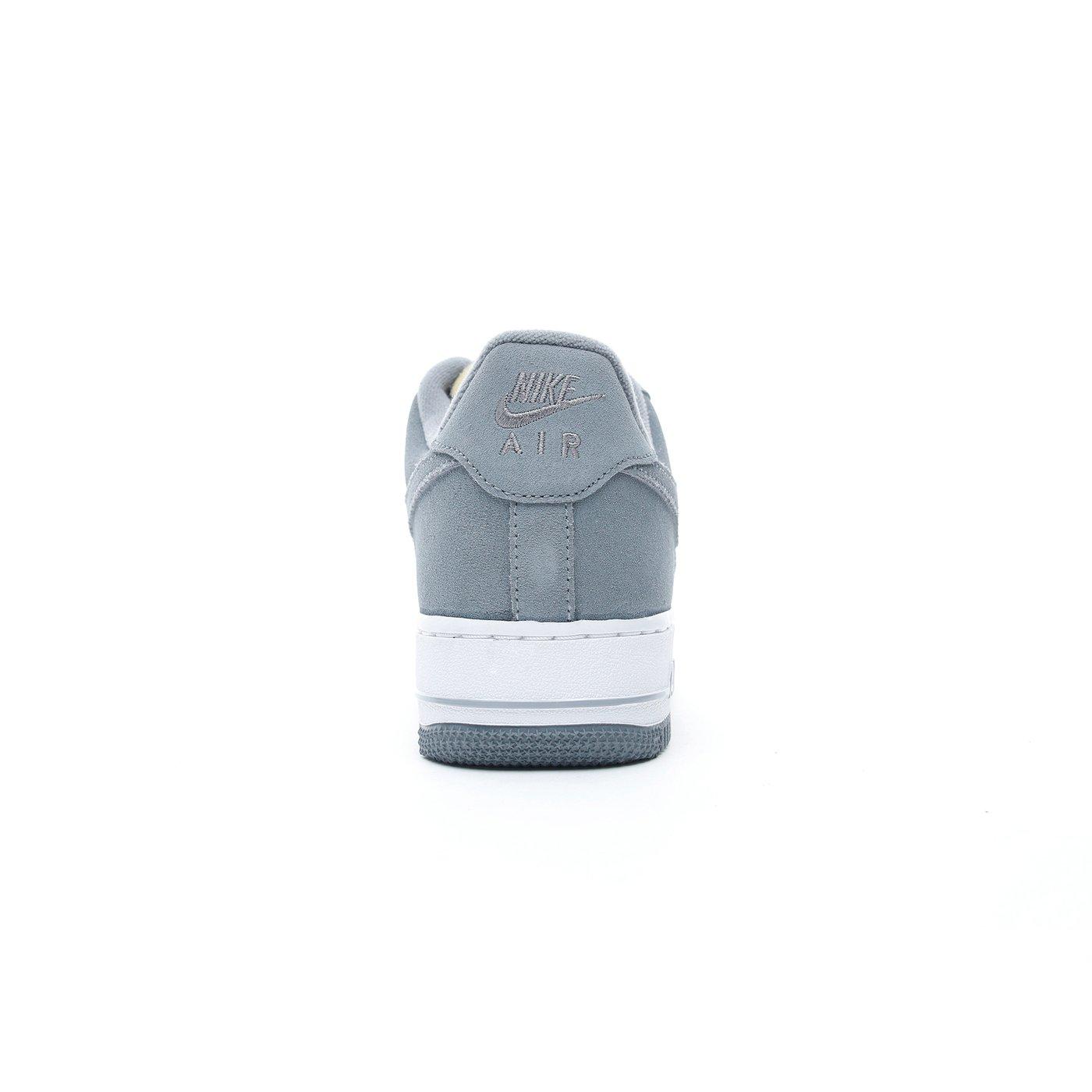 Nike Air Force 1 '07 Lv8 Gri Erkek Spor Ayakkabı