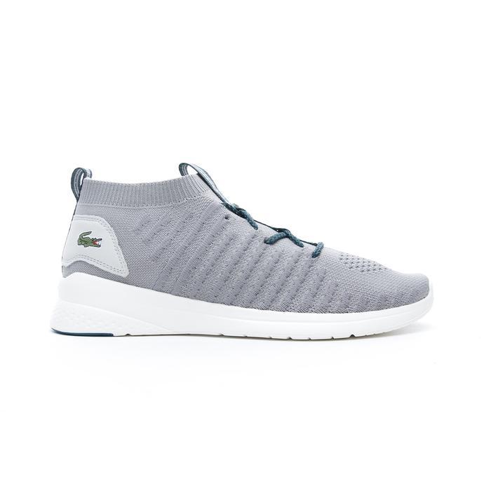 Lacoste Lt Fit-Flex Erkek Gri Spor Ayakkabı