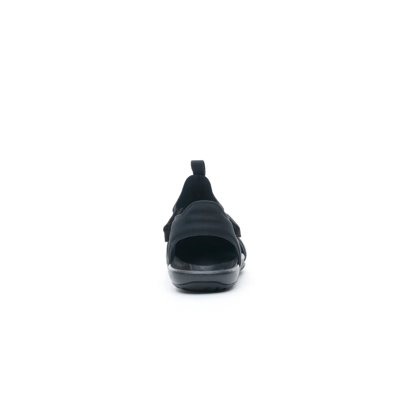 Nike Sunray Protect 2 Bebek Siyah Sandalet