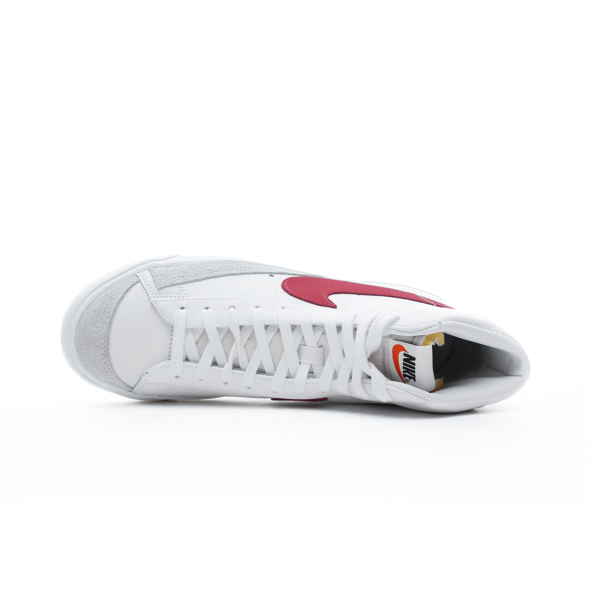 Nike Blazer Mid '77 Vintage Erkek Beyaz Spor Ayakkabı