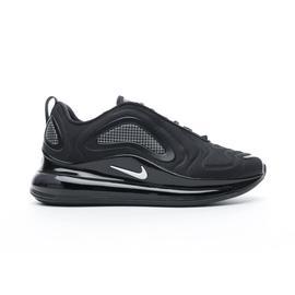 Nike Air Max 720 Erkek Siyah Spor Ayakkabı