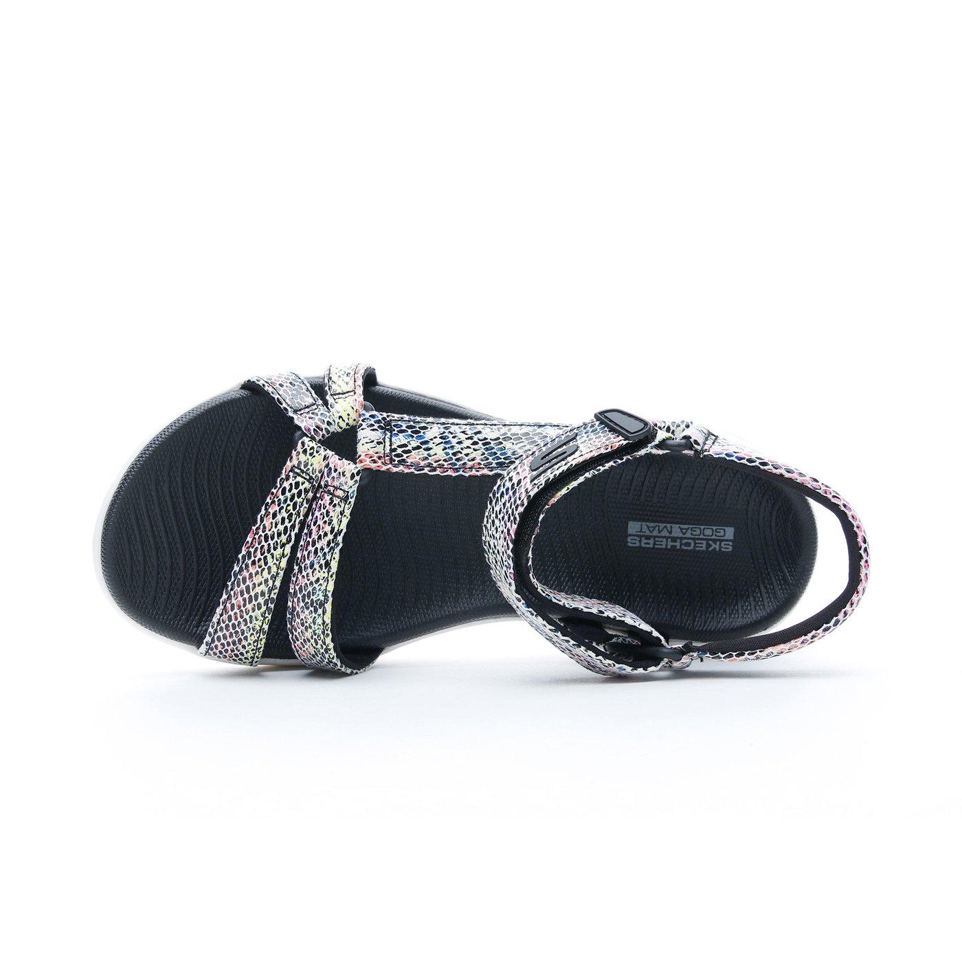 Skechers On the Go 600 - Boa Kadın Renkli Sandalet