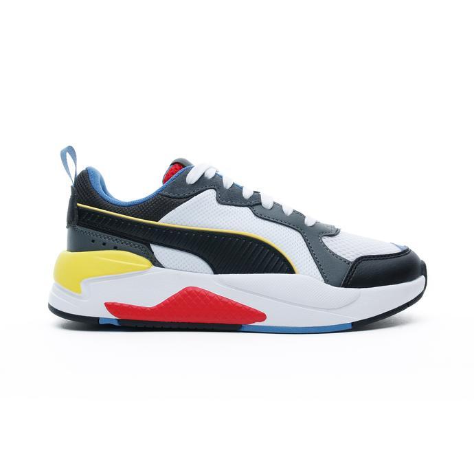 Puma X-Ray Unisex Beyaz-Siyah Spor Ayakkabı