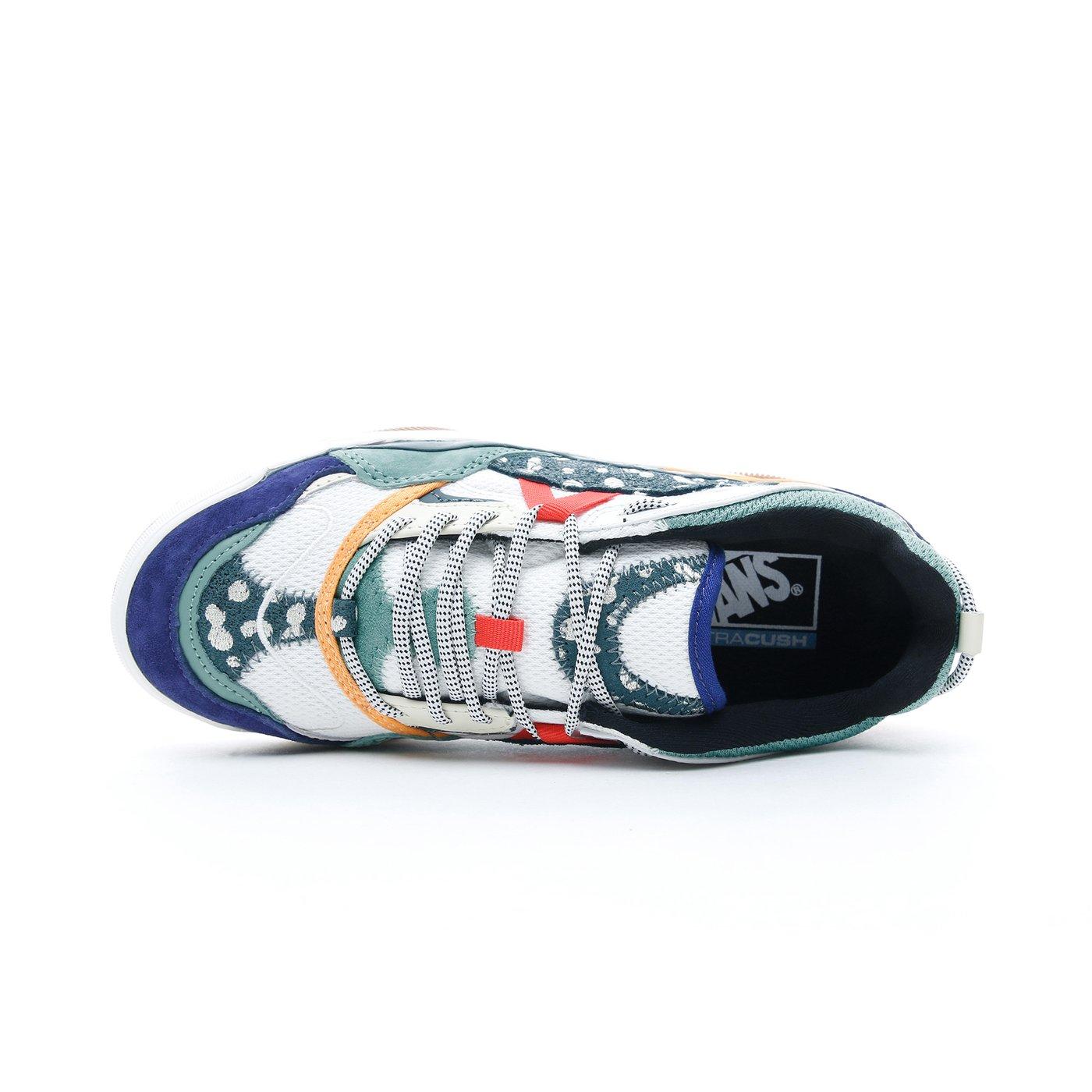 Vans Varix WC Kadın Yeşil Spor Ayakkabı