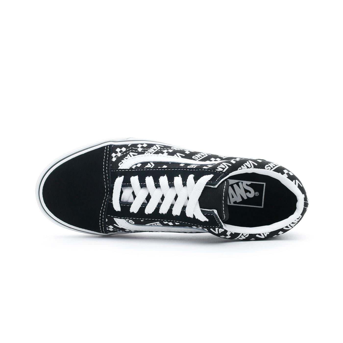 Vans Old Skool Kadın Siyah Sneaker