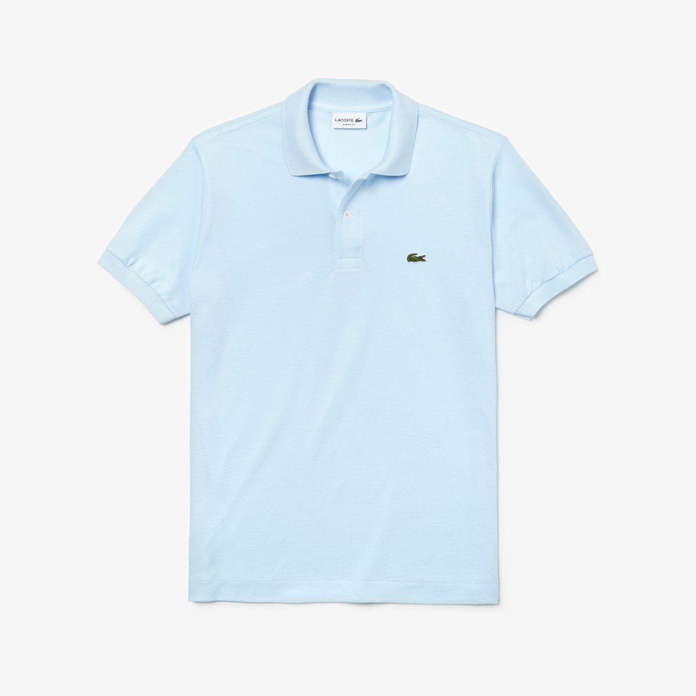 Lacoste L1212 Erkek Mavi Polo