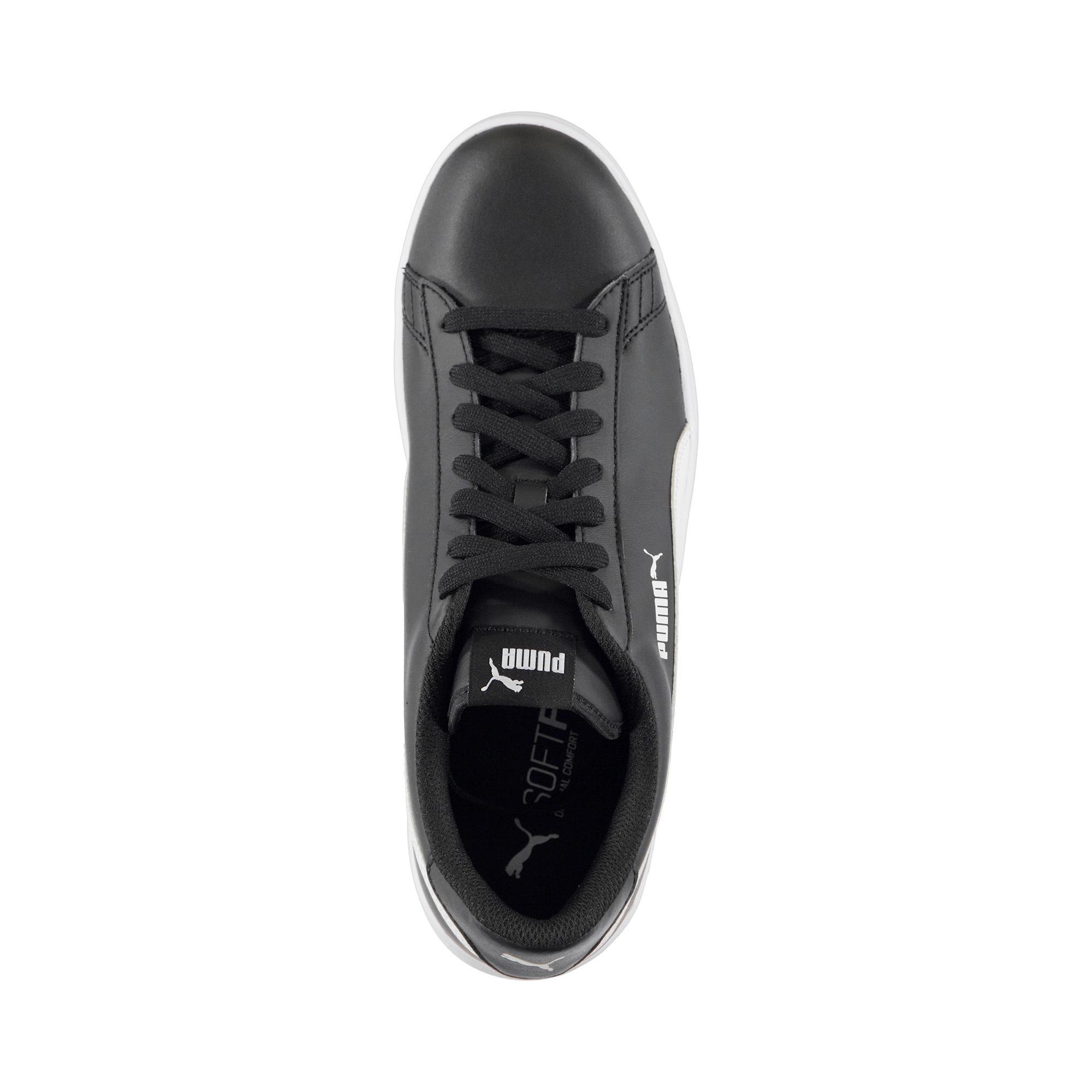 Puma Smash Erkek Siyah Spor Ayakkabı