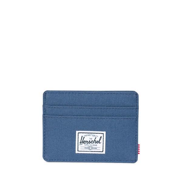 Herschel Charlie Unisex Mavi Kartlık