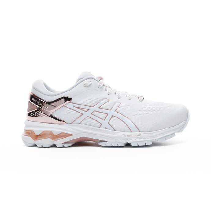 Asics Gel-Kayano 26 Platinum Beyaz Kadın Spor Ayakkabı