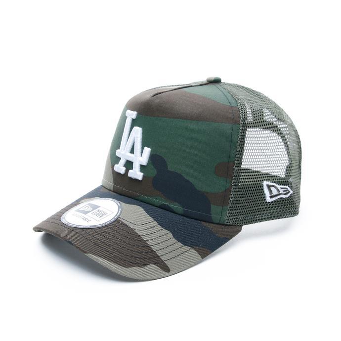 New Era Los Angeles Dodgers Essential Unisex Yeşil Şapka