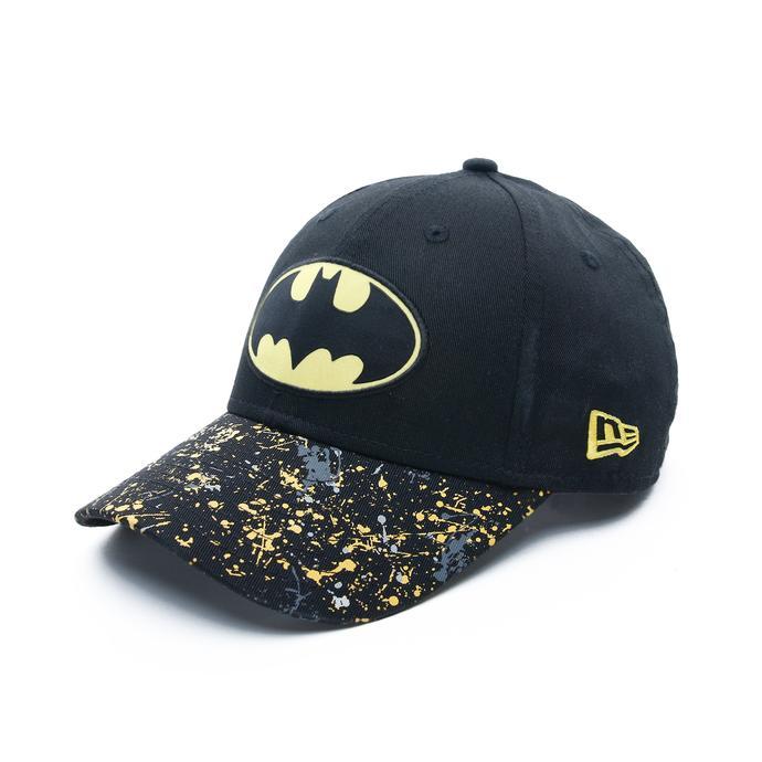 New Era Batman Çocuk Siyah Şapka