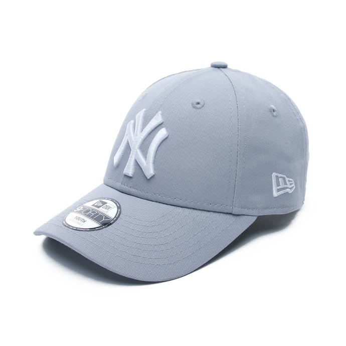 New Era MLB League New York Yankees Çocuk Beyaz Şapka