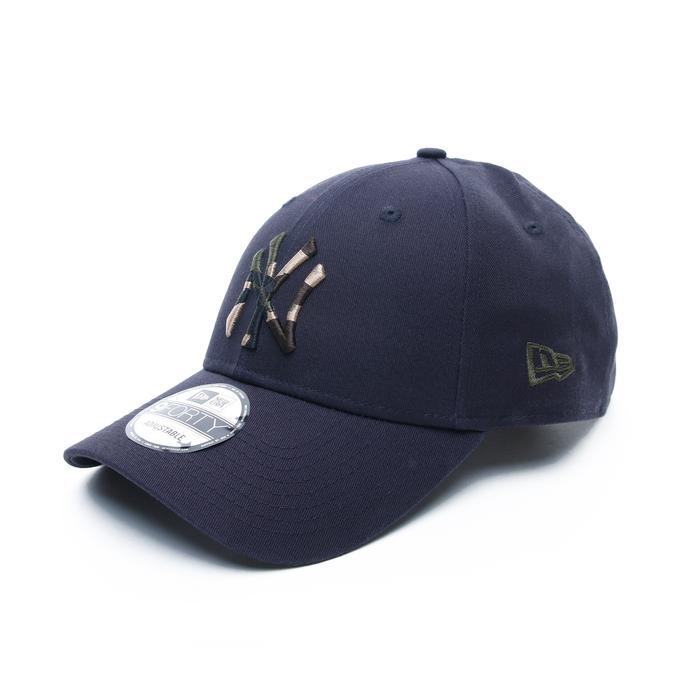 New Era New York Yankees Infill Unisex Siyah Şapka