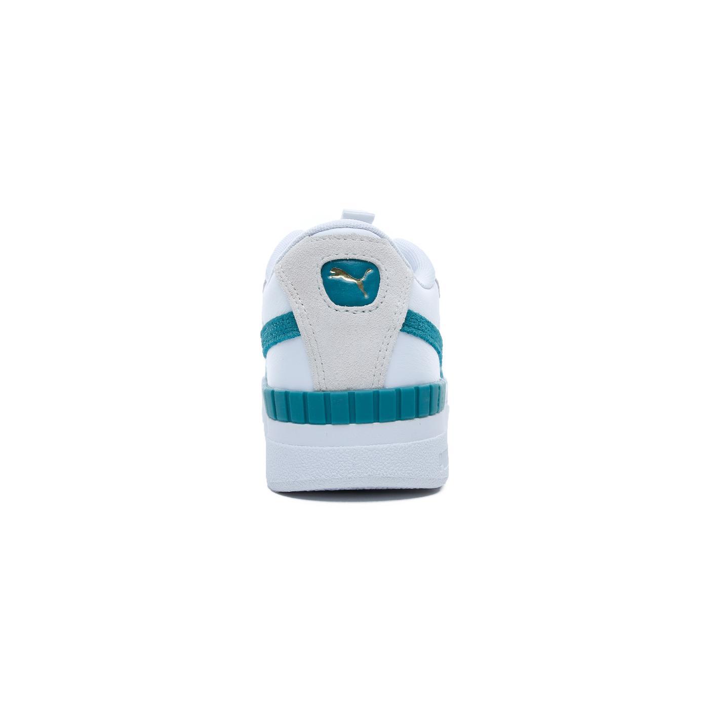 Puma Cali Sport Heritage Kadın Beyaz Spor Ayakkabı