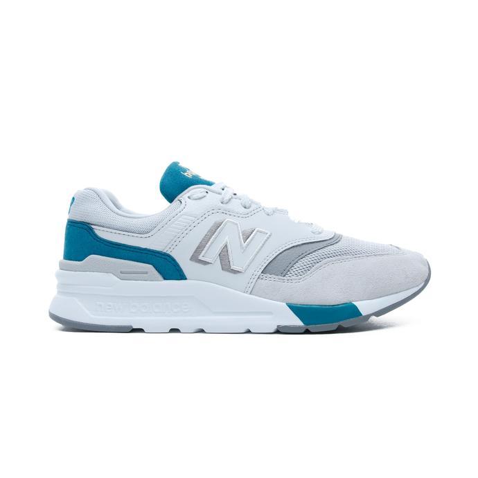 New Balance 997 Kadın Gri Spor Ayakkabı