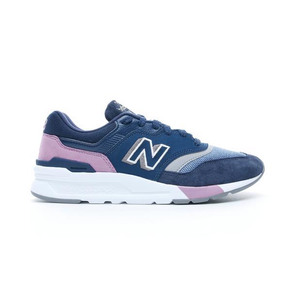 New Balance 997 Kadın Lacivert Spor Ayakkabı