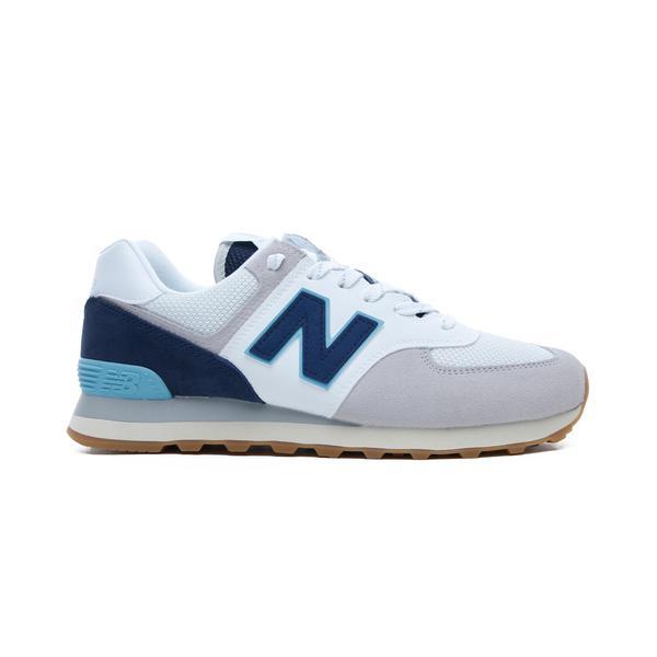 New Balance 574 Erkek Gri Spor Ayakkabı