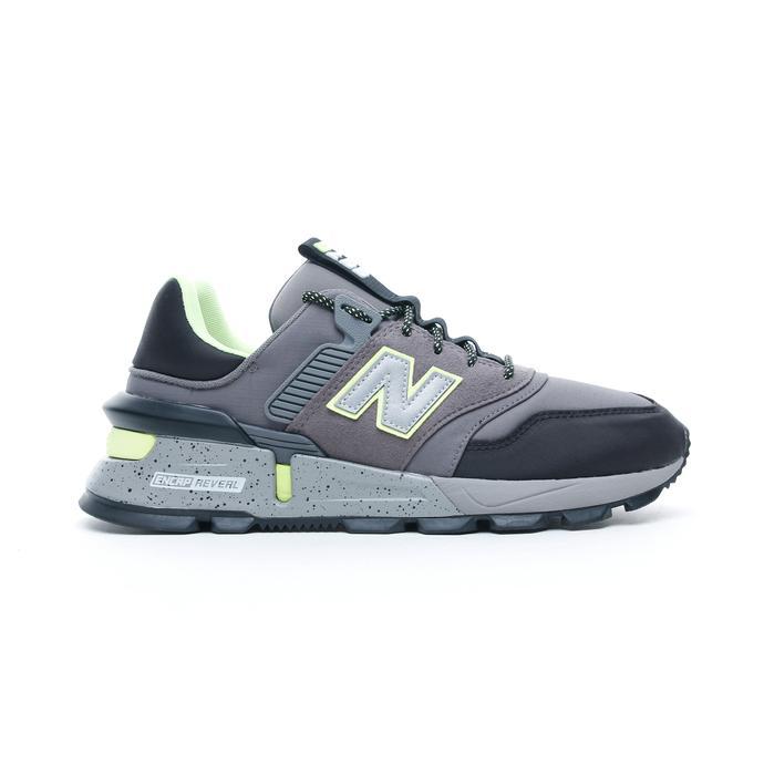New Balance 997 Sport Erkek Gri Spor Ayakkabı
