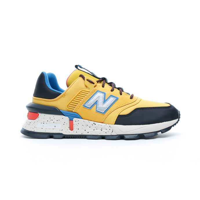 New Balance 997 Sport Erkek Sarı Spor Ayakkabı