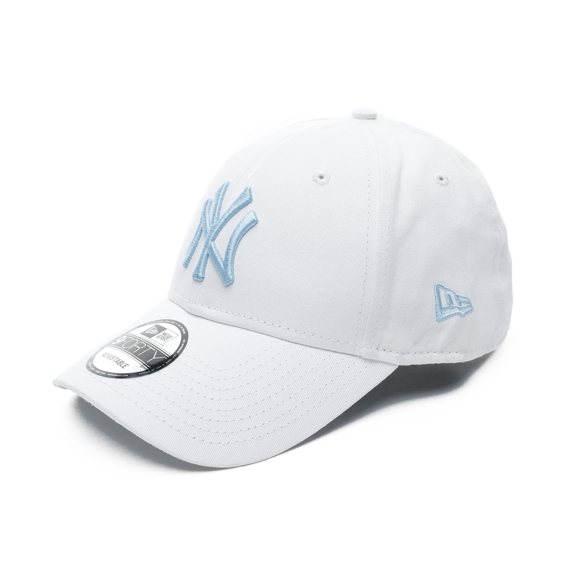 New Era New York Yankees Essential Unisex Beyaz Şapka