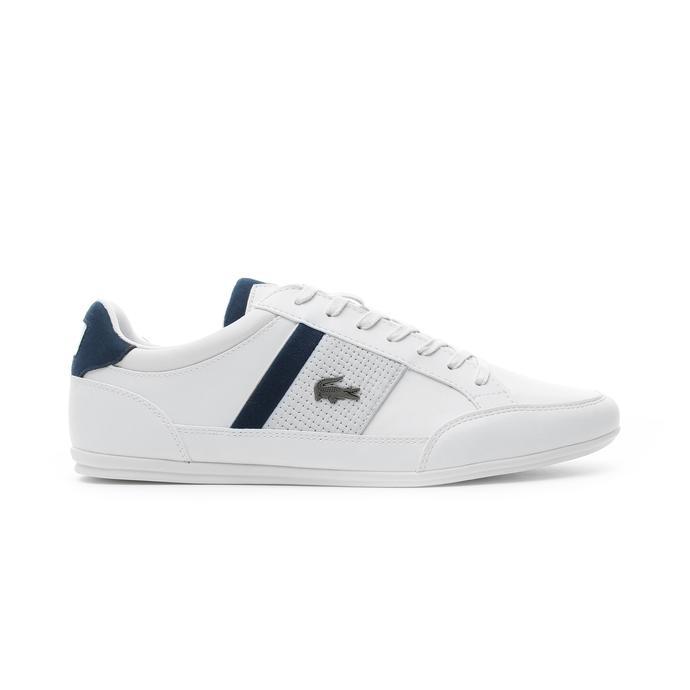 Lacoste Chaymon Erkek Beyaz - Lacivert Günlük Ayakkabı
