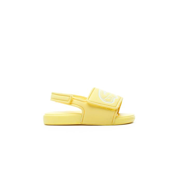Lacoste Çocuk Sarı - Beyaz Sandalet
