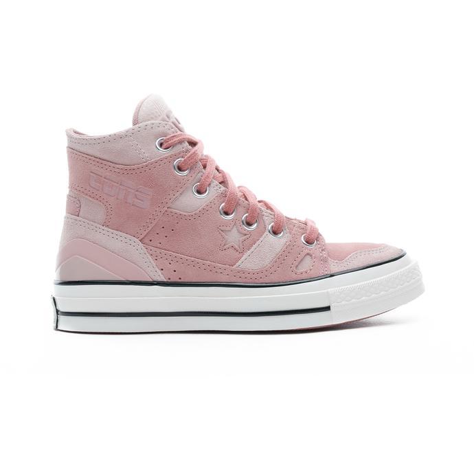 Converse x Earth Tone Chuck 70 E260 Hi Kadın Pembe Sneaker