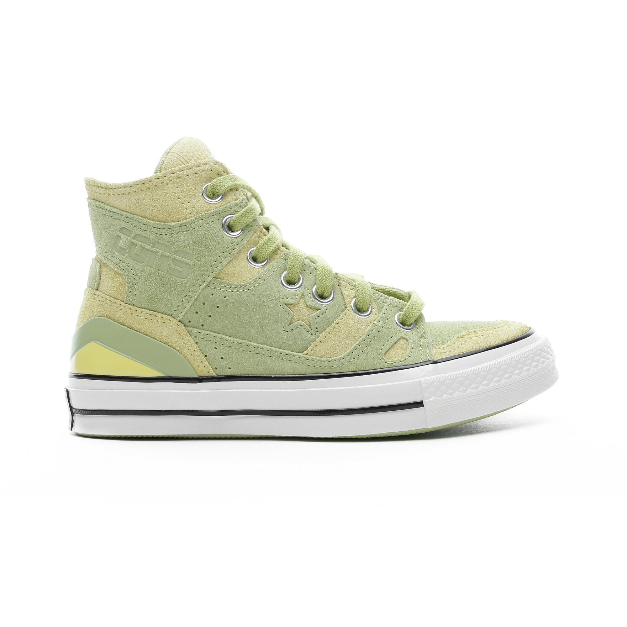Converse x Earth Tone Chuck 70 E260 Hi Unisex Sarı Sneaker