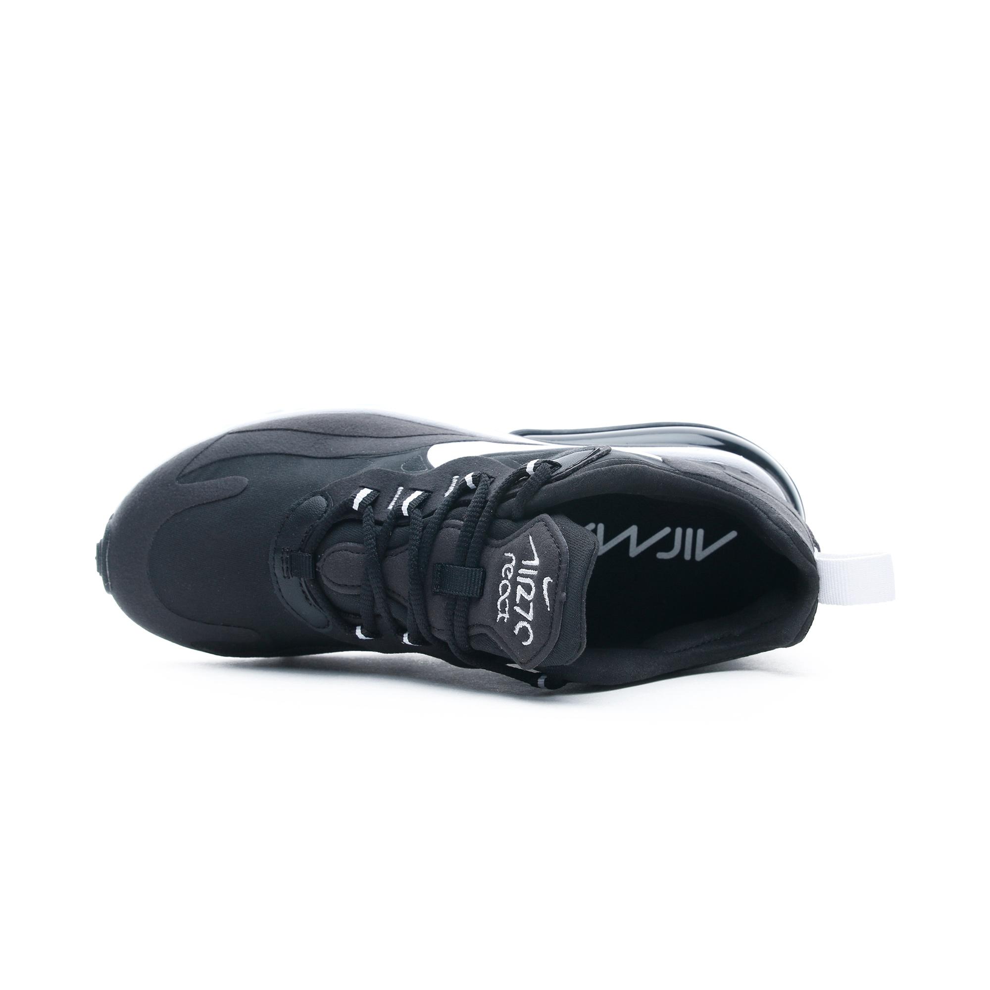 Nike Air Max 270 React Kadın Siyah Spor Ayakkabı
