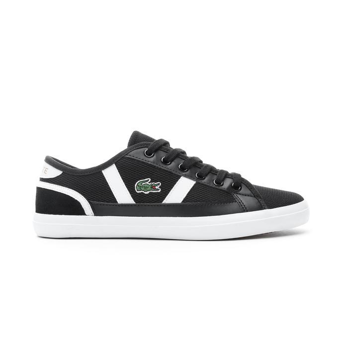 Lacoste Sideline Kadın Siyah Günlük Ayakkabı