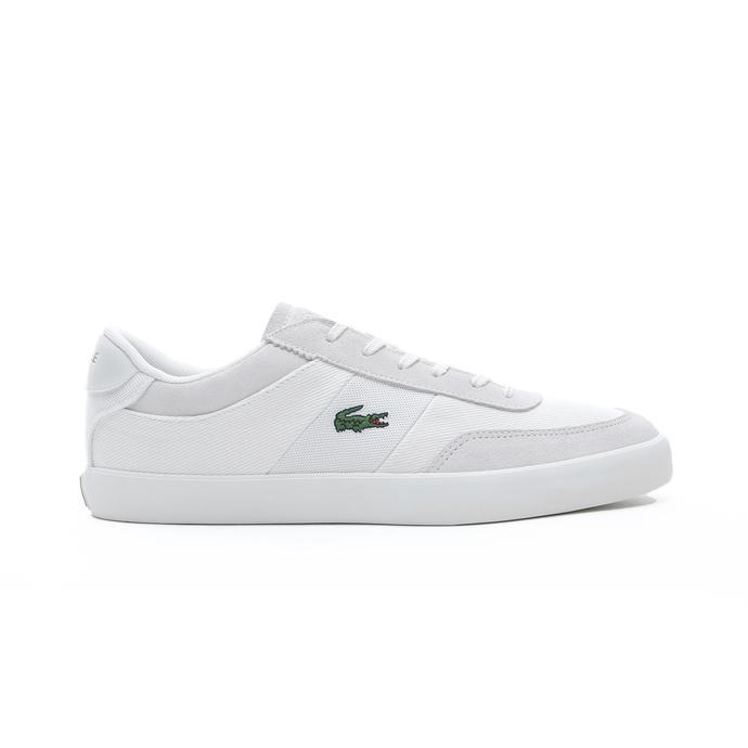 Lacoste Court-Master 220 1 CMA Erkek Beyaz Günlük Ayakkabı