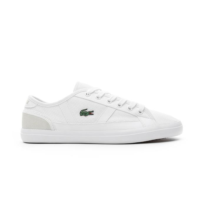 Lacoste Sideline Kadın Beyaz Günlük Ayakkabı