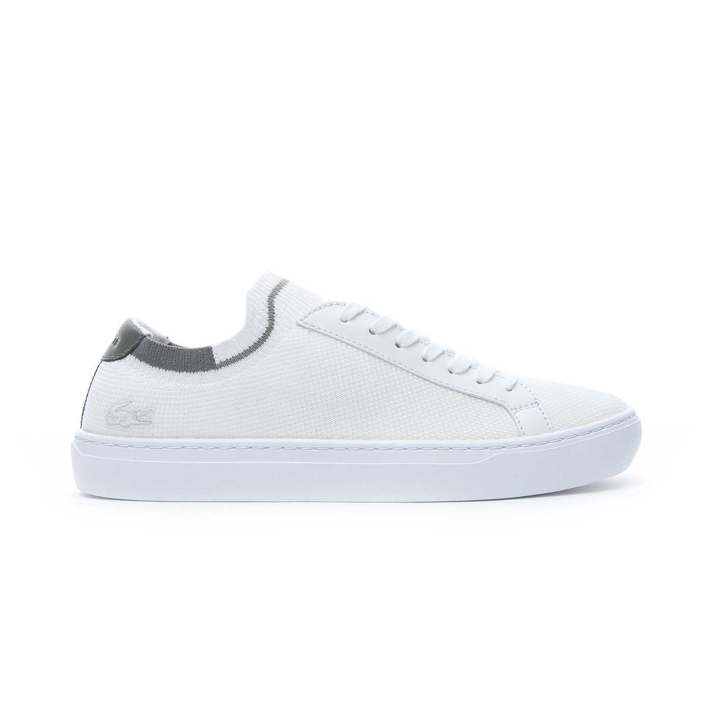 Lacoste La Piquee 120 2 CMA Erkek Krem Günlük Ayakkabı