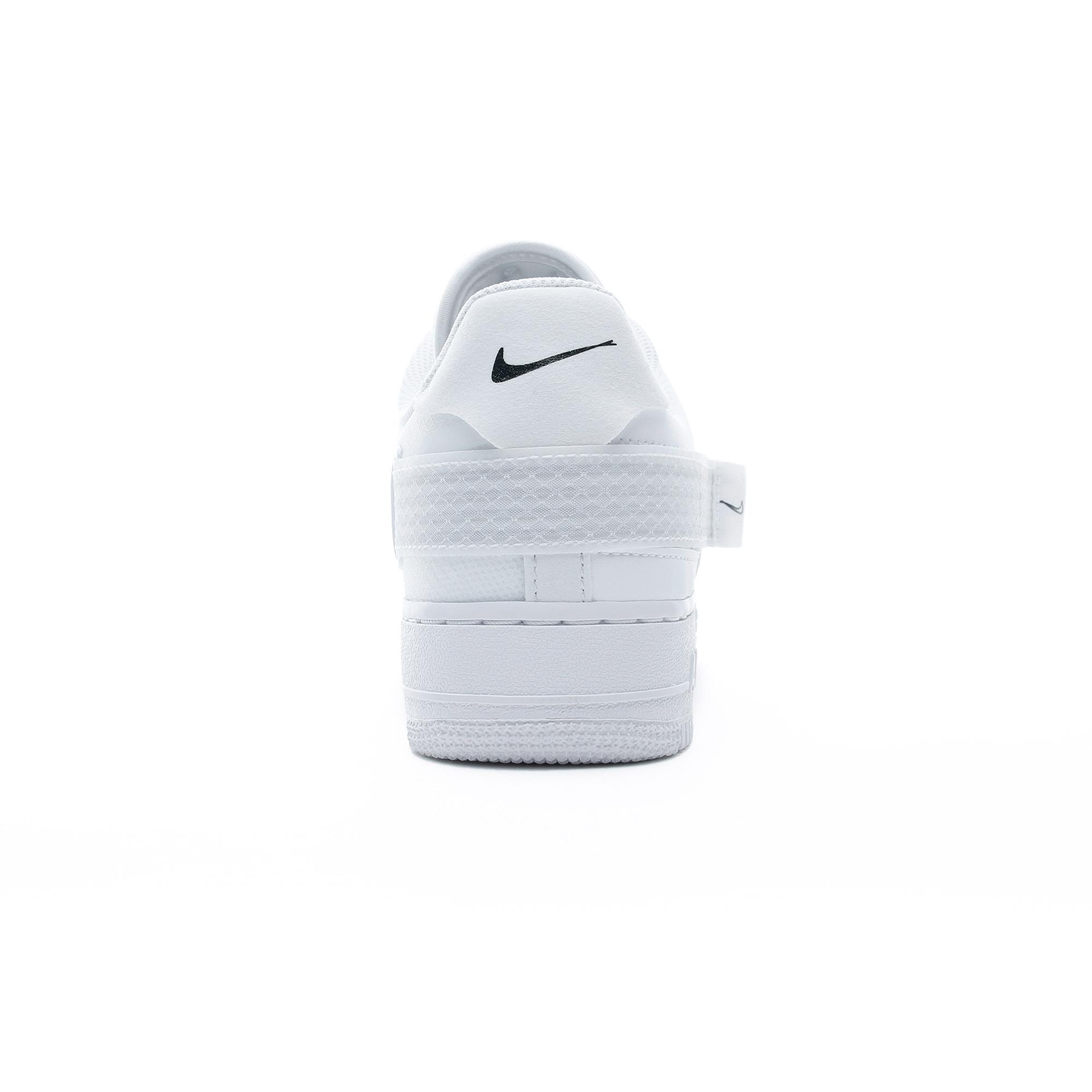 Nike Air Force-Type 2 Erkek Beyaz Spor Ayakkabı