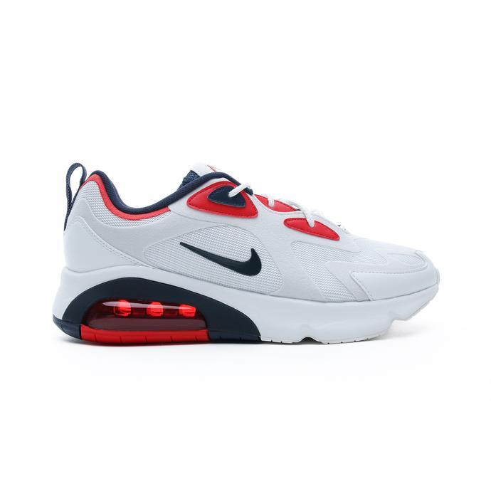 Nike Air Max 200 Erkek Beyaz Spor Ayakkabı