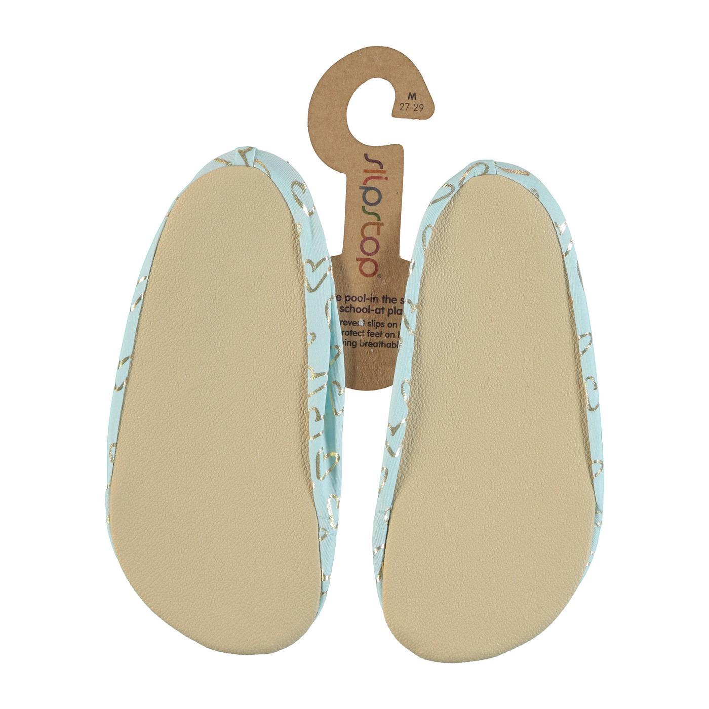 Slipstop Maya Junior Çocuk Mavi Havuz Ayakkabısı
