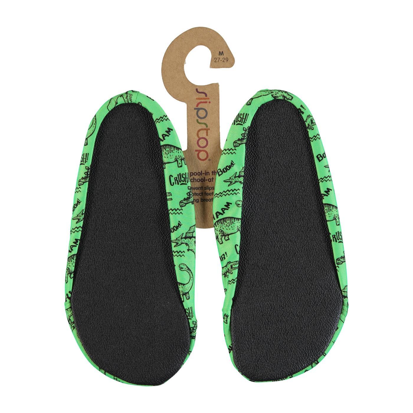 Slipstop Raptors Çocuk Yeşil Havuz Ayakkabısı