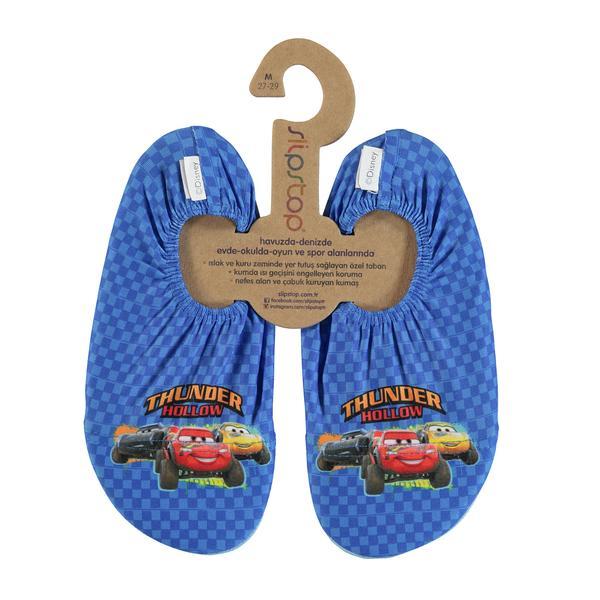 Slipstop Thunder Çocuk Mavi Havuz Ayakkabısı