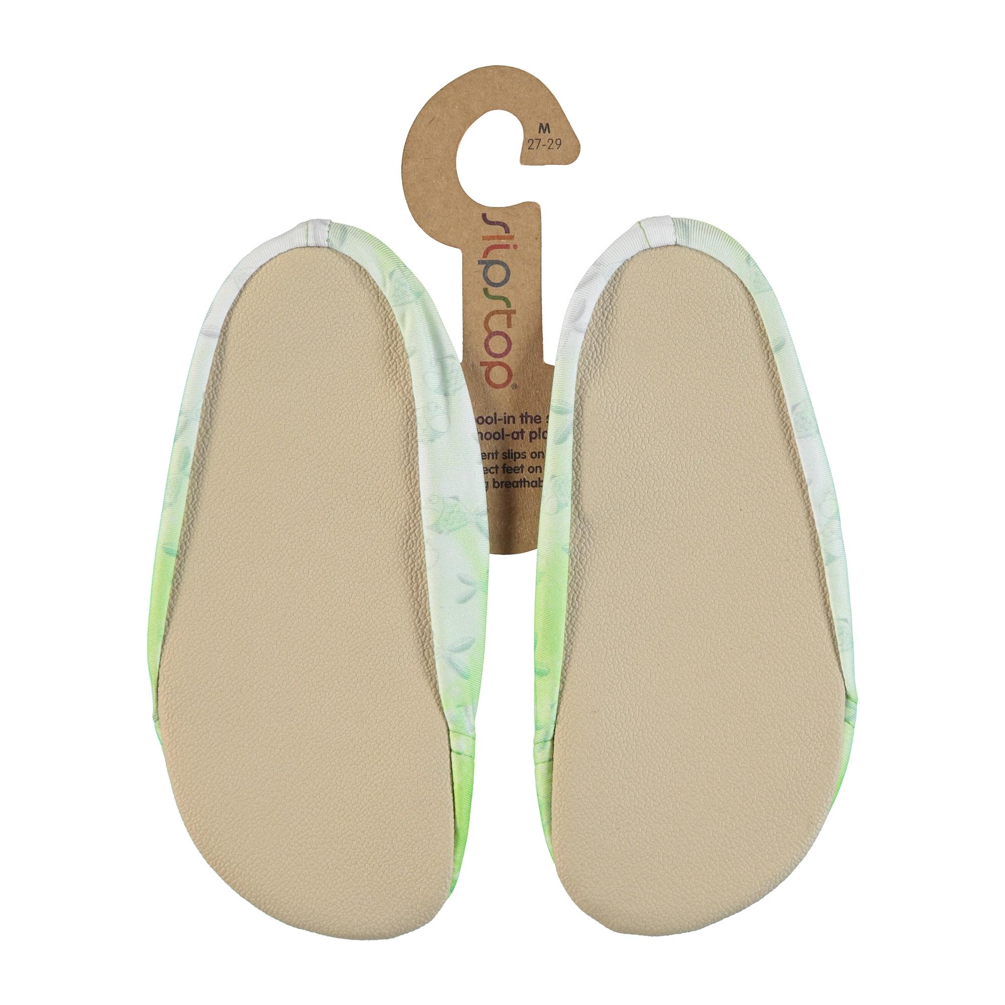Slipstop Çocuk Yeşil Havuz Ayakkabısı