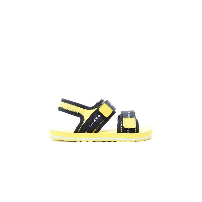 Lacoste SOL Çocuk Sarı Sandalet