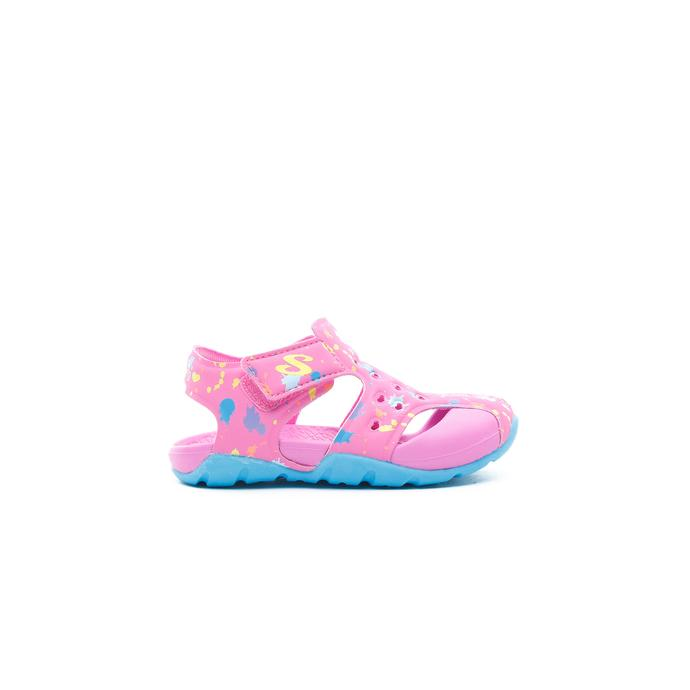 Skechers Side Wave Bebek Pembe Sandalet