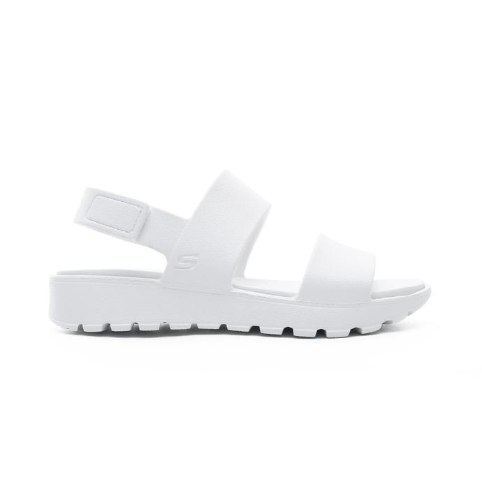 Skechers Footsteps - Breezy Feels Kadın Beyaz Sandalet
