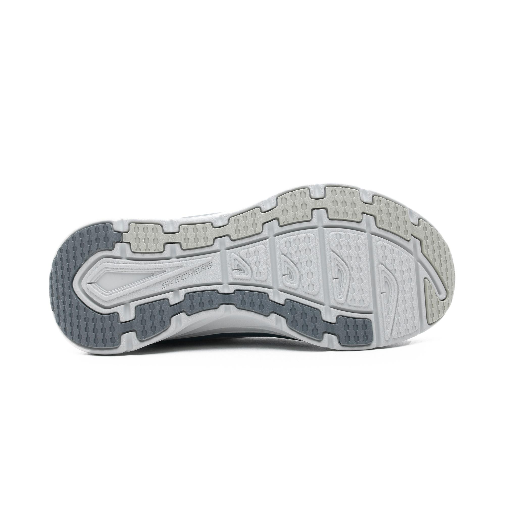 Skechers D'Lux Walker Erkek Bej Spor Ayakkabı