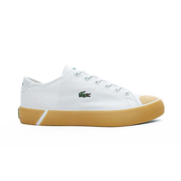 Lacoste Gripshot 120 6 CFA Kadın Beyaz Günlük Ayakkabı