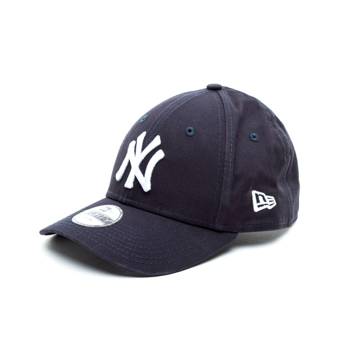 New Era Çocuk Lacivert Şapka