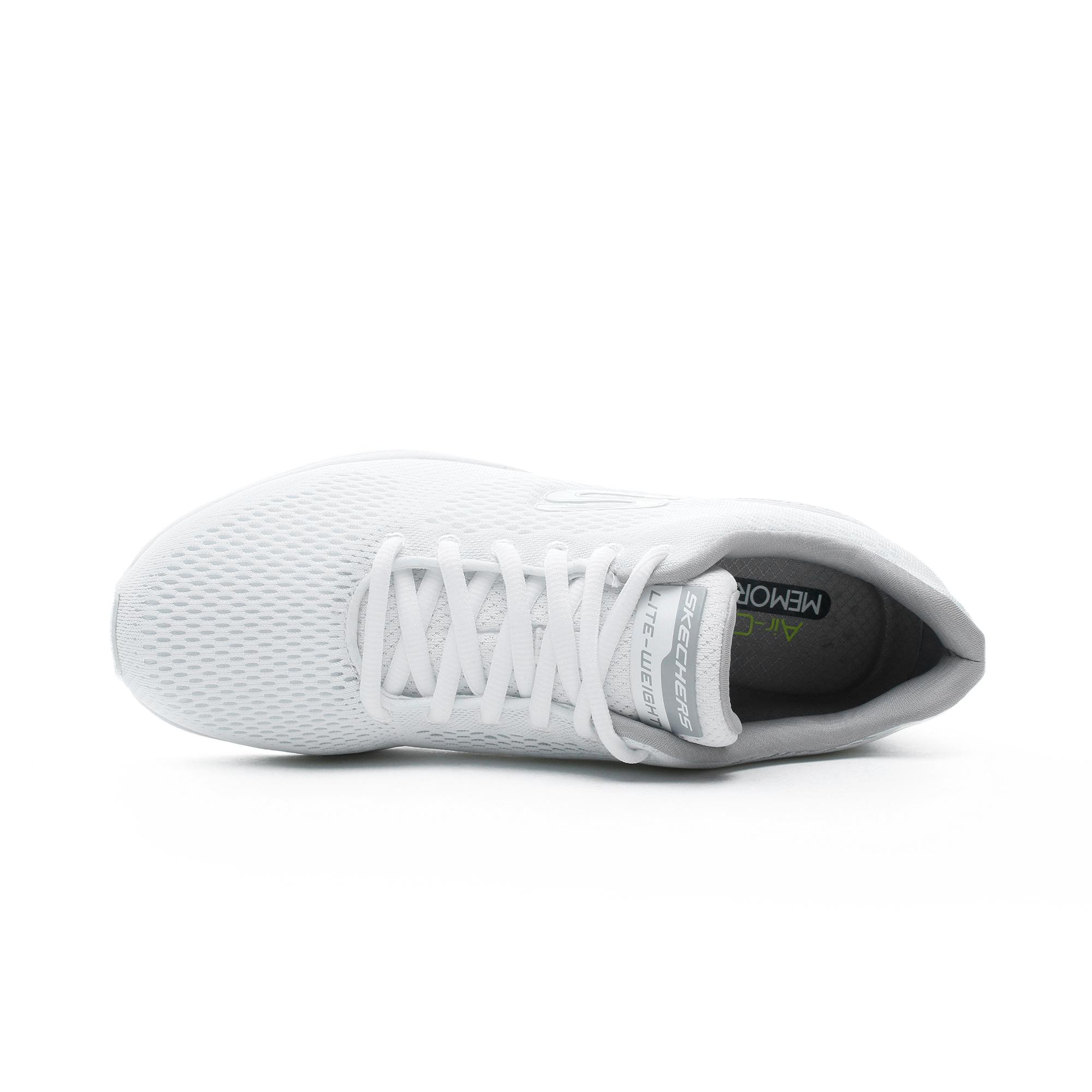 Skechers Burst 2.0-Out Of Range Erkek Beyaz Spor Ayakkabı