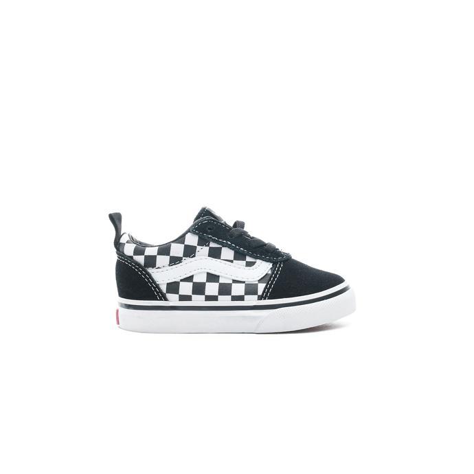 Vans TD Ward Slip-On Çocuk Siyah Sneaker