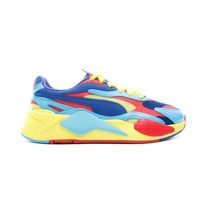 Puma RS-X³ Plastic Kadın Renkli Spor Ayakkabı