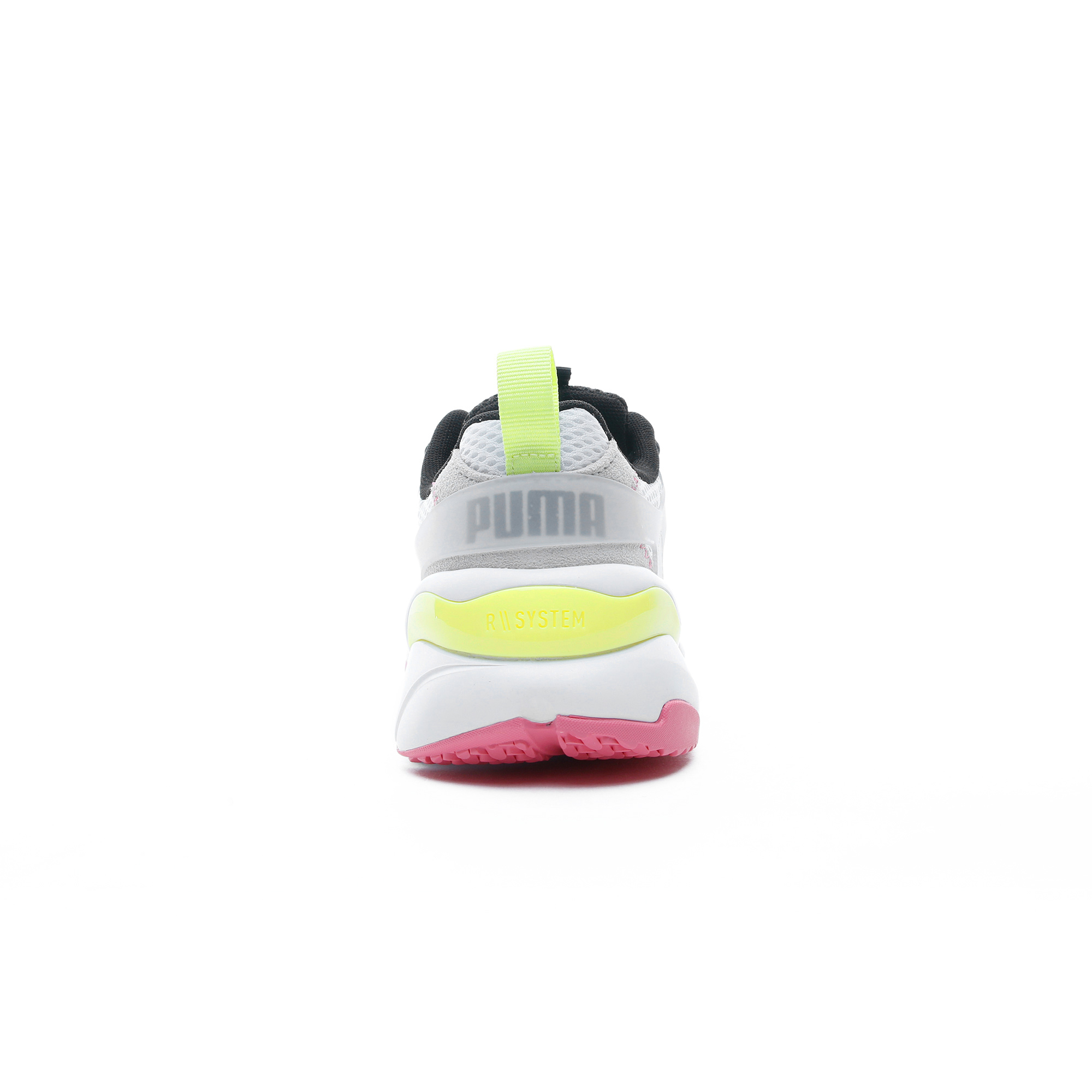 Puma Rise Contrast Kadın Beyaz Spor Ayakkabı
