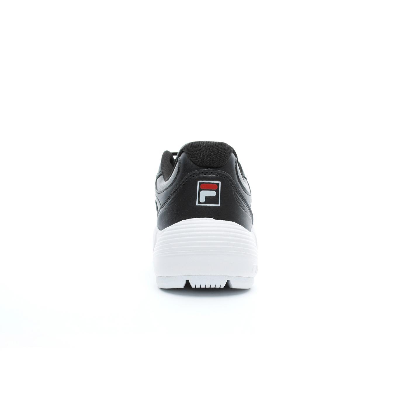Fila Overtake Erkek Siyah Spor Ayakkabı